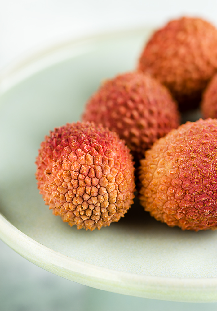 The litchi or cherry of China, is a plant of the Sapindaceae family, the only species of the genus Litchi